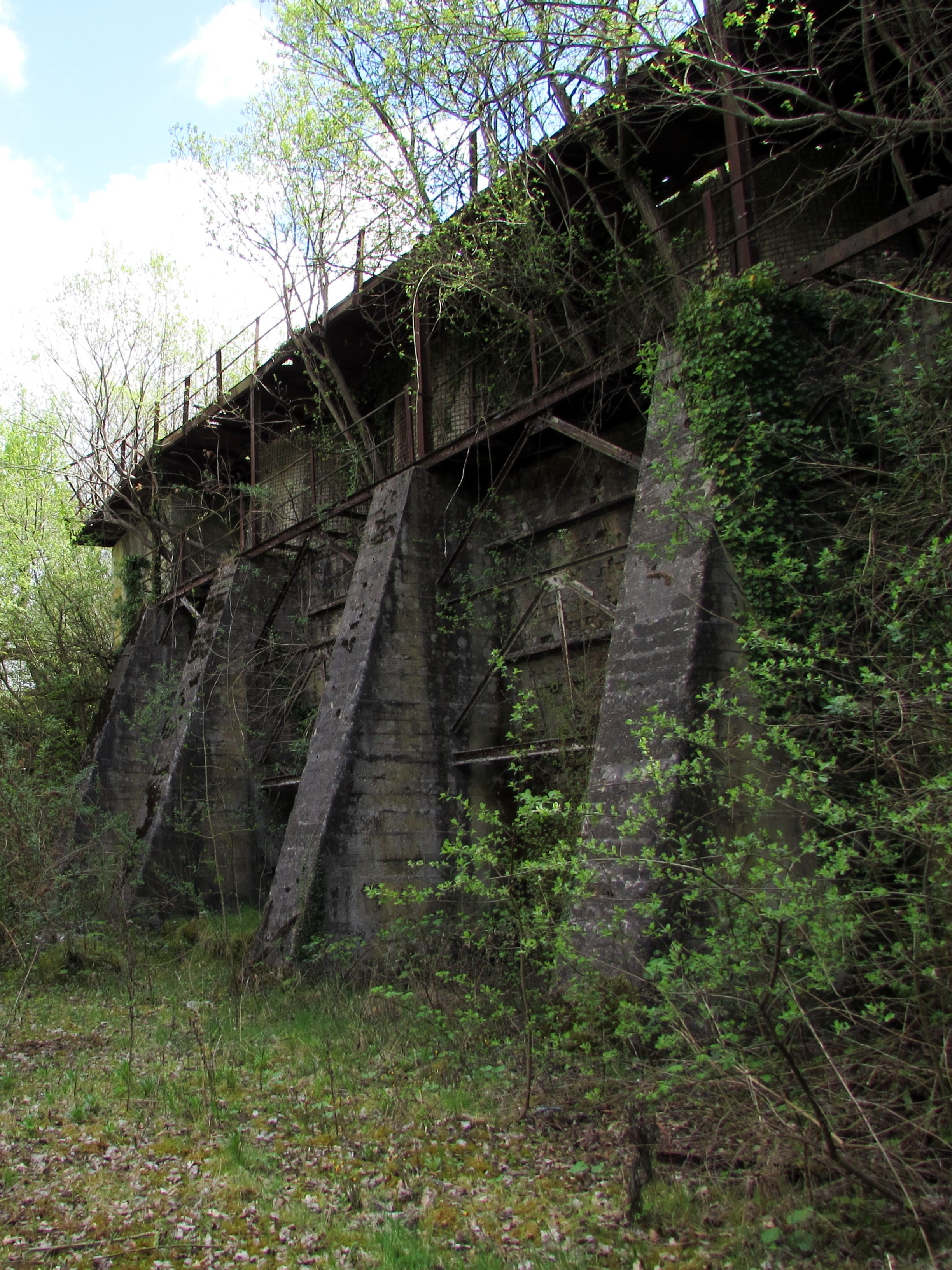 The Derelict Miscellany Cocking Lime Works