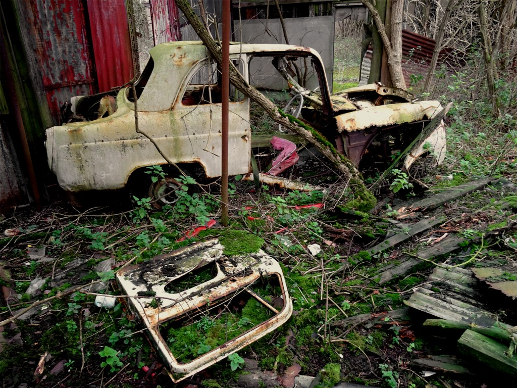The Derelict Miscellany